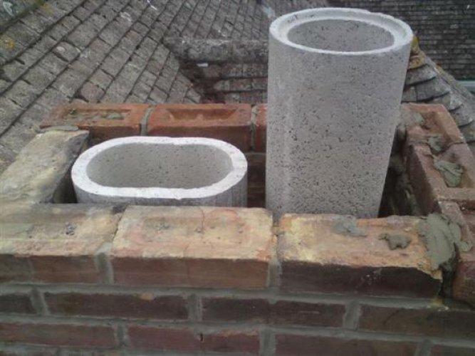ceramic flue liner